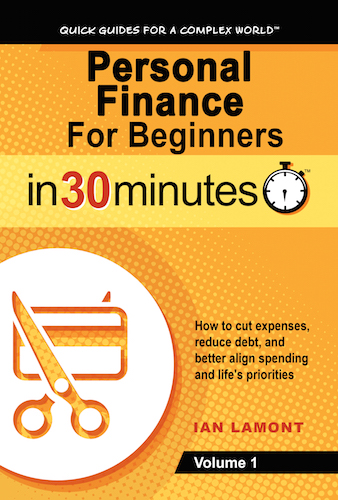 Personal Finance for Beginners In 30 Minutes book